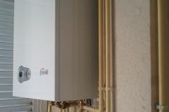 Instalacion de un cambio de caldera